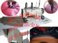 汽车坐垫套压线同步综合送料双针缝纫机金轮牌CSU-4250大底梭正品